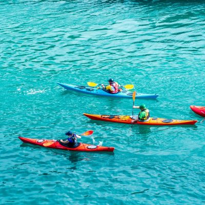 Have Adventurous Holidays With Kayak Rides!