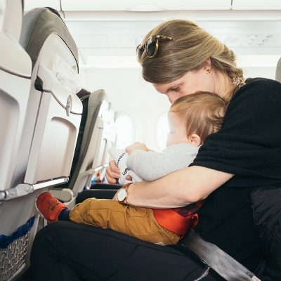 Some Important Tips To Remember If You Are Flying With Kids