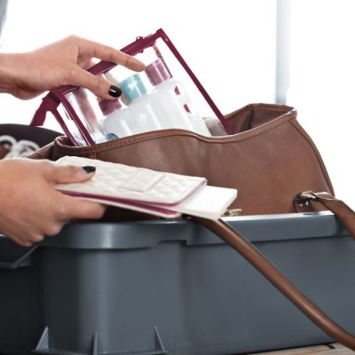Large Luggage Solutions For Long Journeys
