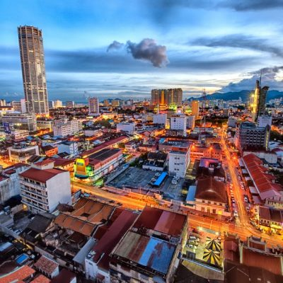 Penang With Flying Colors – Blue Beaches, Green Parks And Golden Food